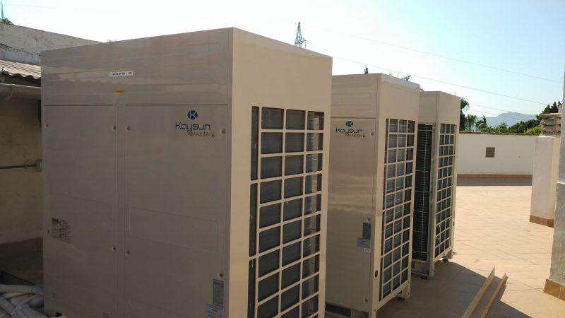 Instalacion VRF en Murcia
