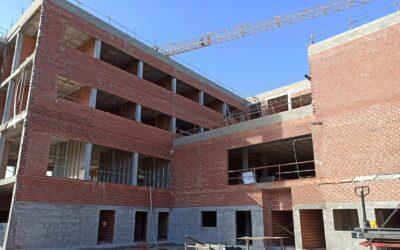 Tuberías de CPVC en la nuevo Hospital Clinica Benidorm en Denia