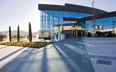 Caldera de ultima generación VIESSMANN para el nuevo centro de producción de ACTIU en Castalla