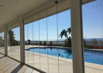 Vivienda unifamiliar en Calpe (Alicante) con aerotermia en secuencia, calefacción, clima, acs y fotovoltaica