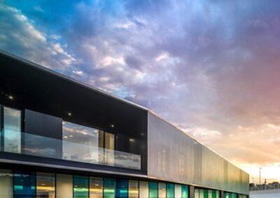 Climatización oficinas y laboratorio industra en Ibi Alicante