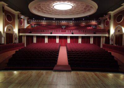 Climatización con Roof-top Teatro Wagner Aspe (Alicante)